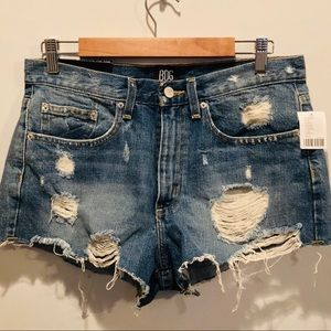 Urban Outfitters mid rise shorts